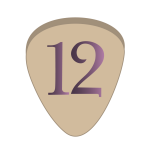12 Icon - Learn music. Guitar, piano, ukulele and bass lessons in Sydney.